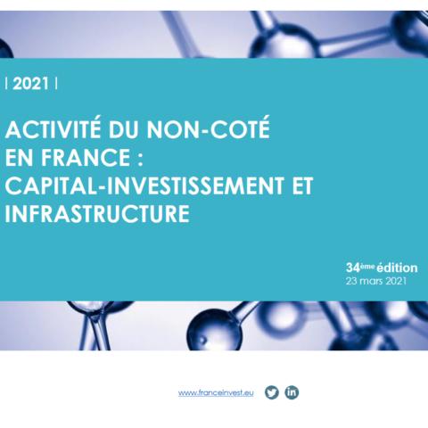 Rapport d'activité annuel de France Invest